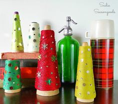Your Inspired Design  DIY Christmas ornaments
