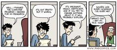 03/26/14 PHD comic: 'Not Pretty'
