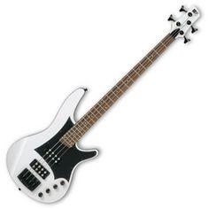 DISC Ibanez SRX430 Bass Guitar, White