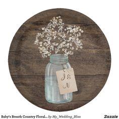 Elegant navy flowers vintage wedding paper plate | Pinterest | Flower vintage Wedding paper and Vintage weddings  sc 1 st  Pinterest & Elegant navy flowers vintage wedding paper plate | Pinterest ...