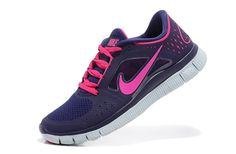best sneakers bc318 80af4 Femmes Nike Free Run - Pourpre Foncé Rose Foncé - Chaussure De Running,There  must be right ones belong to you from our best sneakers.