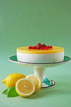 Mousse Cake, Limoncello, Holiday Dinner, Lemon Curd, Cheesecakes, Cake Cookies, Panna Cotta, Deserts, Food And Drink