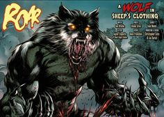 Grimm Fairy Tales Comics-Werewolf 2 by GiuseppeDiRosso on DeviantArt Dark Fantasy, Fantasy Art, Grimm Fairy Tales Comic, Apocalypse Character, Werewolf Art, Arte Obscura, Medieval, Legendary Creature, Creatures Of The Night
