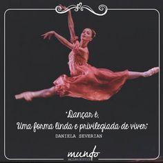 Mundo Bailarinístico - Blog de ballet: Entrevista Exclusiva - Daniela Severian