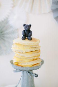 Pancake Brunch - Cute idea for a baby shower
