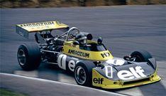 Jacques Laffite - Martini Mk16 BMW/Schnitzer - Écurie Elf Ambrozium - XXXV Grand Prix Automobile de Pau - 1975 European F2 Championship, Round 5