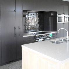 Moderne Keukens Op Maat Gemaakt Meubelmakerij Ateliers Verbist
