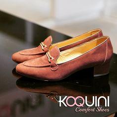 Mais charme mais conforto com #mocassim salto #wirth que tal? #koquini #comfortshoes #euquero Compre Online: http://koqu.in/1saiQa9