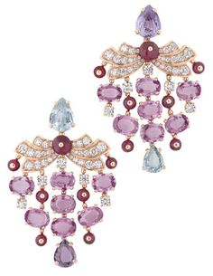 Bulgari, gorgeous colors in these beauties!