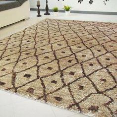 Morocco | Alfombra de yute con diseños marroquíes. |Jute Carpet with morroccan designs.