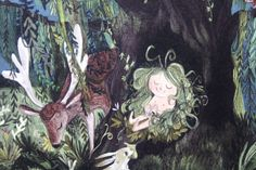 Wild By Emily Hughes, Flying Eye Books