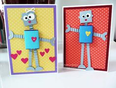 michelles card classes - choc in the belly