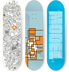 http://www.designdrops.com/website-templates/skateboard-designs-and-graphic-art/