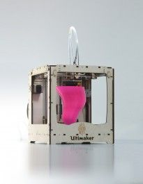 Ultimaker: 3d printing at home just got good.