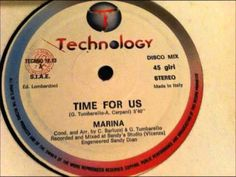 MARINA - time for us (1987)