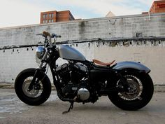 Lets see your Forty Eight's - Page 192 - The Sportster and Buell Motorcycle Forum Buell Motorcycles, Victory Motorcycles, Bobber Motorcycle, Sportster 48, Custom Sportster, Harley Davidson 48, Harley Davidson Sportster, Frisco Bars, Forty Eight