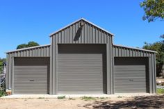 Metal Building Prices In Missouri and Pics of Metal Buildings For Dogs. Steel Building Cost, Metal Building Homes Cost, Metal Building Kits, Building A Pole Barn, Building Costs, Building A Shed, Building Design, Metal Pole Barns, Pole Barn Garage
