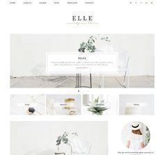 Elle WordPress Theme