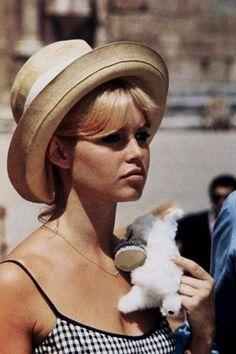 Brigitte Bardot ! Remember those days ?