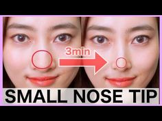 Beauty Care Routine, Skin Care Routine Steps, Make Nose Smaller, Nose Reshaping, Face Yoga Exercises, Nose Shapes, Healthy Skin Tips, Beauty Tips For Glowing Skin, Face Massage