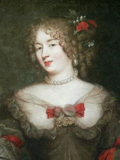 Marie de Rabutin-Chantal, Marquise de Sévigné (5 February 1626 – 17 April 1696) English Artists, French Artists, Portraits, Portrait Art, Alphonse Daudet, 17th Century Clothing, Marquise, Louis Xiv, Halloween 2017