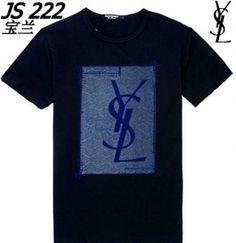 YSL T-Shirts Mens