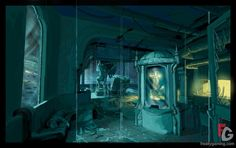 underwater lab - Google Search