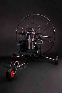 PARAMOTOR TRIKE - DTpropeller.com