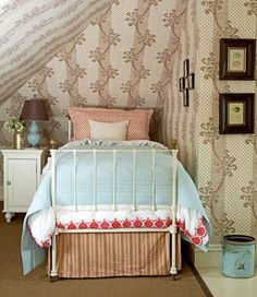 Colour painting and Color palette makers Adobe Color Themes Shabby Chic Bedroom Lovely 25 Shabby Chic Style Bedroom Design Ideas Decoration Love Of Shabby Chic Bedroom Murphy Bed Ikea, Murphy Bed Plans, Bedroom Nook, Bedroom Decor, Bedroom Ideas, Bed Room, Eaves Bedroom, Upstairs Bedroom, Guest Bedroom Colors