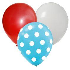 dr seuss party balloons