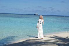 Maldives Honeymoon: What I Wore