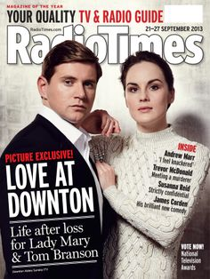 Michelle Dockery on Downton Abbey's Royal connections   Radio Times
