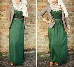 Love the green dress