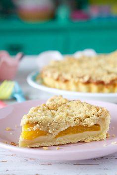 Torta de pêssego dos sonhos | Vídeos e Receitas de Sobremesas