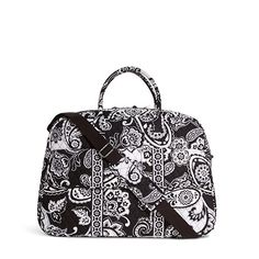 Grand Traveler In Midnight Paisley By Vera Bradley at WilkinsandOlander.com
