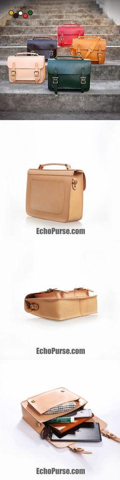 6c0d23dd4 Handmade Leather Messenger Bag, Satchel Bag, Leather Handbags P001