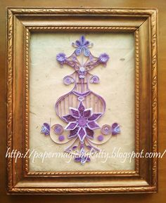 PaperMagic by Katty: Musique - quilling masterpiece