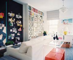 Lonny Magazine March/April 2012 | Photography by Patrick Cline; Interior Design by Amanda Nisbet