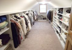 attic closet how cool Yes, Very cool!!