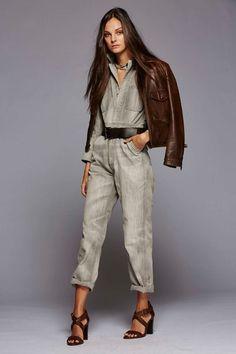 Polo Ralph Lauren Fall 2016 Ready-to-Wear Collection Photos - Vogue