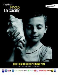 Marque Bretagne - Affiche 2014 du Festival Photo La Gacilly |  Festival Photo La Gacilly Art / culture | Affichage 2014
