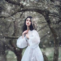 Fantasía y cuentos de hadas en la fotografía de Margarita Kareva | OLDSKULL