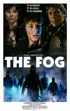 Saw this in theaters once, this stupid girl kept sreaming every time the fog in the movie rolled in ovO