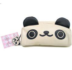 Panda pencil bag ~ Catruchera diseño panda