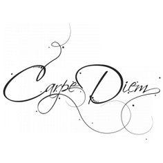 Sticker Carpe Diem                                                                                                                                                      More