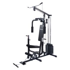 Home Gym Weight Training Exercise Workout Equipment Strength Machine Fitness #ad