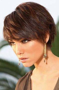 2016 Kısa Saç Modelleri ve Saç Rengi Fikirleri