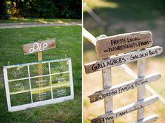 Amy Smart + Carter Oosterhouse's Eco-Friendly Wedding
