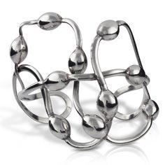 Seaweed Cuff : Gogo Jewelry #Flowers #Jewelry