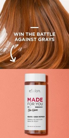 "Rethink your hair color routine: ""I get lots of compliments even from my hairdresser..."